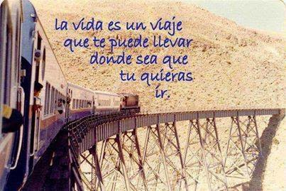 La Vida Es Un Viaje Mis Frases Para Ti