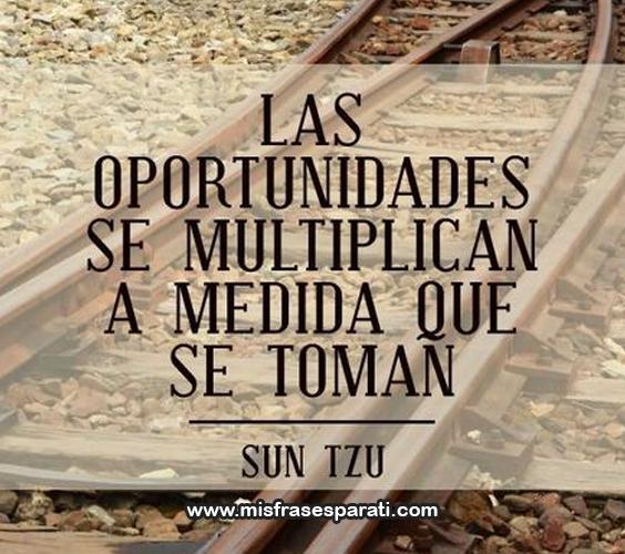 Las oportunidades se multiplican a medida que se toman
