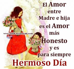 El Amor entre Madre e hija es el Amor más